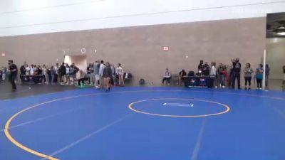 53 kg Round Of 16 - Ronna Heaton, WI vs Valerie Acosta, TX
