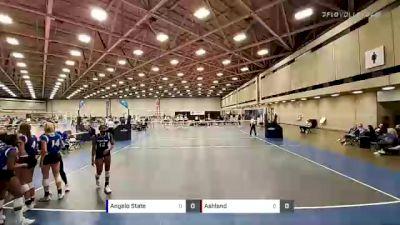 vs - 2021 AVCA Division II Women's Volleyball Championship