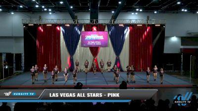 Las Vegas All Stars - Pink [2021 L3 Junior - D2 - Medium Day 2] 2021 The American Spectacular DI & DII