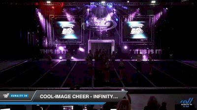 Cool-Image Cheer - Infinity Black [2019 Senior Coed 3 Day 2] 2019 US Finals Las Vegas