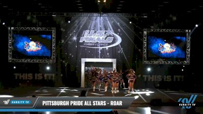 Pittsburgh Pride All Stars - Roar [2021 L1 Youth - Small Day 1] 2021 The U.S. Finals: Louisville