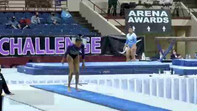 Arielle Ward - Vault, Metroplex Gymnastics - 2021 Metroplex Challenge