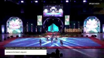 Jacksonville Beach Jaguars [2020 Show Cheer 2- Open Division 13U - Junior Varsity - Small Day 2] 2020 Pop Warner National Cheer & Dance Championship