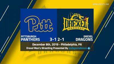 Full Replay - Pitt vs Drexel - 20 Drexel Wrestling Match 2