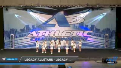 Legacy Allstars - Legacy Reign [2021 L1 Youth - D2 Day 2] 2021 Athletic Championships: Chattanooga DI & DII