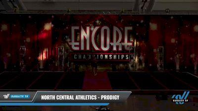 North Central Athletics - Prodigy [2021 L3 Junior - D2 Day 2] 2021 Encore Championships: Pittsburgh Area DI & DII