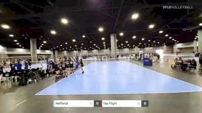 Netforce vs Top Flight - 2021 SRVA Regional Championships (Courts 1-80)