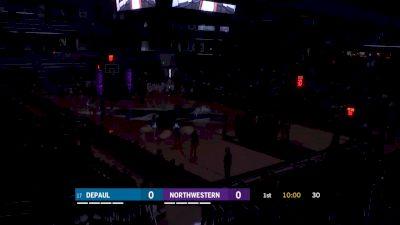 Full Replay - DePaul vs Northwestern
