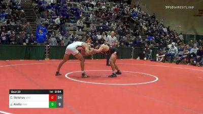 Prelims - Cade Belshay, Arizona State vs Jay Aiello, Virginia