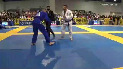 MIKEL BOISER vs BRANDON STEINKE 2021 American National IBJJF Jiu-Jitsu Championship