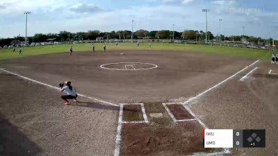 University Mich DB vs. Indiana Wesleyan - 2020 THE Spring Games