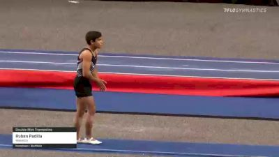 Ruben Padilla - Double Mini Trampoline, Wasatch - 2021 USA Gymnastics Championships