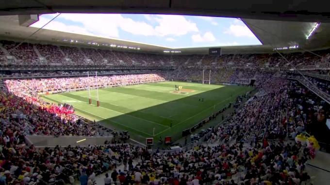 French Top 14 SF: Clermont vs Lyon