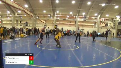 Quarterfinal - Owen Trephan, NCSU Unattached vs Tim Warren, Appalachian State