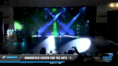 Brookfield Center for the Arts - Youth All Stars [2021 Youth - Pom - Large Day 2] 2021 CSG Dance Nationals