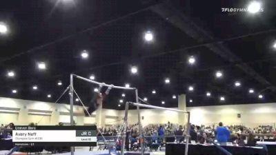Avery Neff - Bars, Olympus Gym #336 - 2021 USA Gymnastics Development Program National Championships