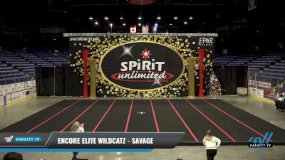 Encore Elite Wildcatz - Savage [2021 L2 Junior - Small] 2021 PA Championship