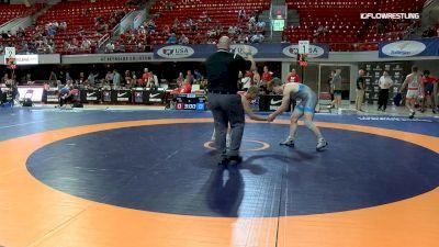 79 kg Consi Of 4 - Tyler Dow, Wisconsin RTC vs Jackson Turley, Virginia Team Predator