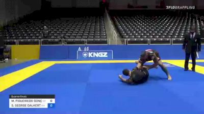 MARCELO FIGUEIREDO GONÇALVES vs STEPHEN GEORGE DALKERT 2021 World IBJJF Jiu-Jitsu No-Gi Championship