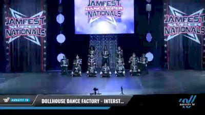 Dollhouse Dance Factory - Interstellar [2021 Open Hip Hop Elite Day 2] 2021 JAMfest: Dance Super Nationals