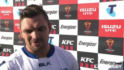 Danny Brough Has a Tough Day At The Office