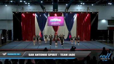 San Antonio Spirit - Team Jade [2021 L3 Senior Coed - D2 - Small Day 2] 2021 The American Spectacular DI & DII