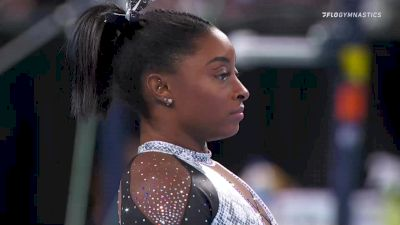 Simone Biles - Floor, World Champions - 2021 US Championships Senior Competition International Broadcast