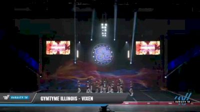 GymTyme Illinois - Vixen [2021 L3 Senior - Small Day 1] 2021 GLCC: The Showdown Grand Nationals