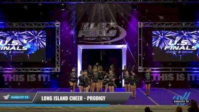 Long Island Cheer - Prodigy [2021 L5 Junior Day 2] 2021 The U.S. Finals: Ocean City