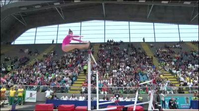 Kayla DiCello - Bars, United States - 2018 Pacific Rim Championships
