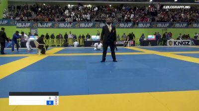 JEFF LINZEY vs GUSTAVO ELIAS 2019 European Jiu-Jitsu IBJJF Championship