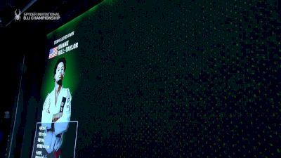 Shane Jamil Hill-Taylor vs Johnatha Alves -76kg Spyder Invitational