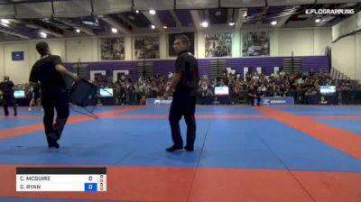 CHARLES MCGUIRE vs GORDON RYAN 2018 Pan Jiu-Jitsu IBJJF No Gi Championship
