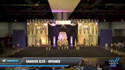 Hanover Elite - Untamed [2021 L2 Mini Day 1] 2021 Queen of the Nile: Richmond