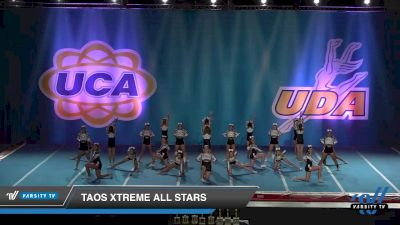 - Taos Xtreme All Stars [2019 Senior 2 Day 2] 2019 UCA and UDA Mile High Championship
