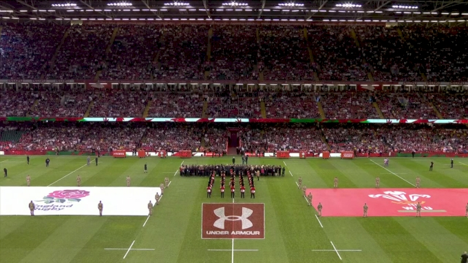 Summer Test Series: Wales v England