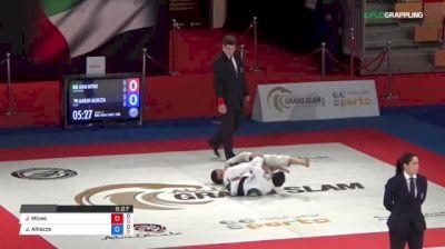 Joao Miyao vs Jarrah Alhazza Abu Dhabi Grand Slam Abu Dhabi