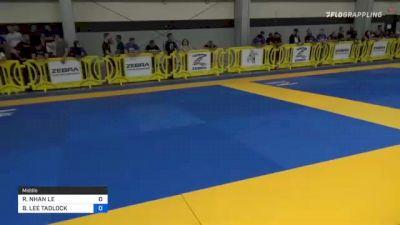 JOSHUA MICHAEL LUCCHESI vs BRETT WINSTON BAKER 2021 Pan IBJJF Jiu-Jitsu No-Gi Championship
