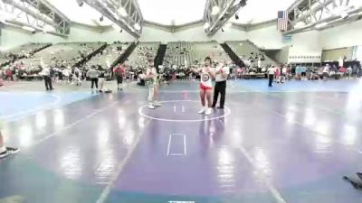 147 lbs Consolation - Mikey Glynos, Unattached vs Daniel Delusant, North Hunterdon, NJ