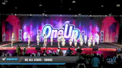OC All Stars - Smoke [2021 L5 Senior Coed - Small Day 2] 2021 One Up National Championship