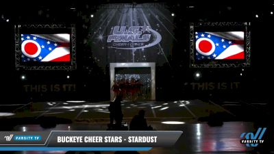 Buckeye Cheer Stars - Stardust [2021 L1.1 Youth - PREP - D2 - A Day 1] 2021 The U.S. Finals: Louisville