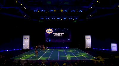 Bayshore High School [2020 Junior Varsity Non Tumbling Game Day Semis] 2020 UCA National High School Cheerleading Championship
