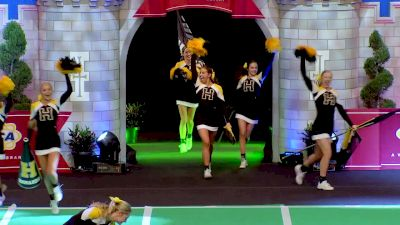 Hendersonville High School [2020 Small Game Day Division I Finals] 2020 UCA National High School Cheerleading Championship