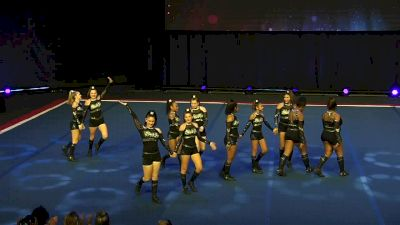 Tri-Town Competitive Cheerleading - Black Ice [2020 L4 Performance Rec - Non-Affiliated (11-18 Years)] 2020 The Quest
