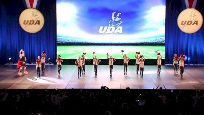 Stevenson High School [2020 Medium Game Day Semis] 2020 UDA National Dance Team Championship