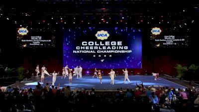 Jones College [2020 Open Coed Finals] 2020 UCA & UDA College Nationals