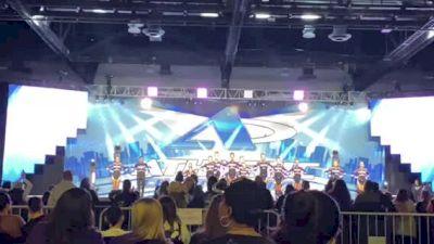 Rockstar Cheer Rhode Island - The Sugarhill Gang [Level 3 International Junior] 2020 The U.S. Finals Virtual Championship