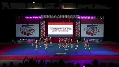 Bridgewater State University [2019 Intermediate All-Girl Division III Finals] 2019 NCA & NDA Collegiate Cheer and Dance Championship