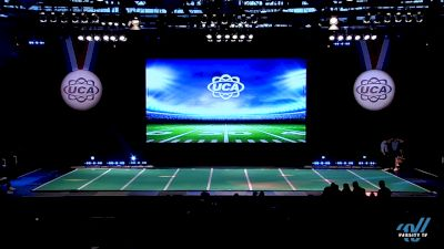 Roxbury High School [2019 Game Day - Super Varsity Prelims] 2019 UCA National High School Cheerleading Championship