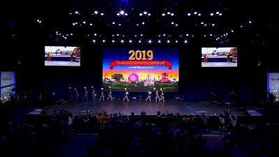 North Dakota State University [2019 Division I Pom Finals] UCA & UDA College Cheerleading and Dance Team National Championship